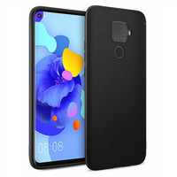 Case CoolSkin Slim TPU for Huawei Mate 30 Lite Black