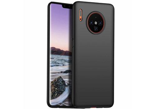 Huawei Mate 30 Pro  Hoesje Zwart CoolSkin Slim