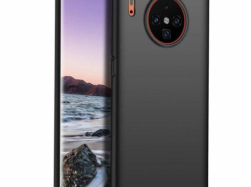 Colorfone Huawei Mate 30 Pro  Hoesje Zwart CoolSkin Slim
