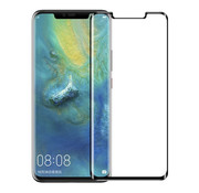 Colorfone Huawei Mate 30 Pro Screenprotector Glas - zwarte rand