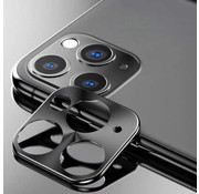 Colorfone iPhone 11 Pro - 11 Pro Max Lens Protector Zwart - Metal