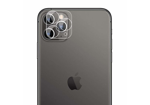 iPhone 11 Pro and 11 Pro Max Case Transparent Camera Protector