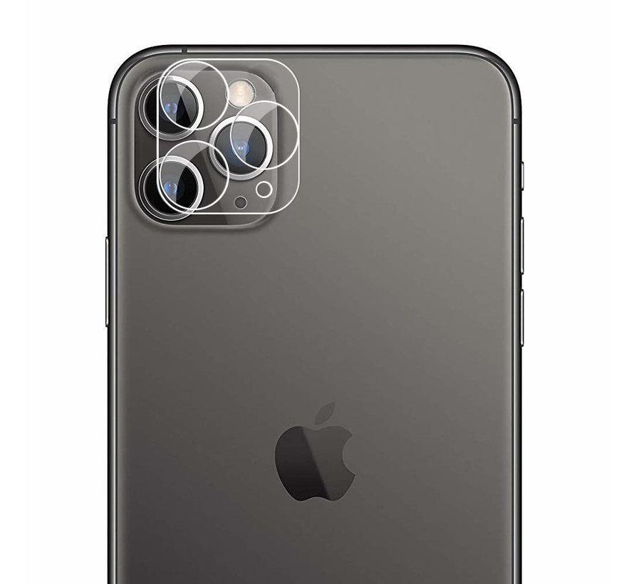Camera Lens Protector Beschermer Apple iPhone 11 Pro (5.8) - 11 Pro Max (6.5) Transparant