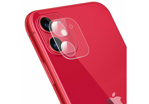 Camera Lens Protector iPhone 11 (6.1) Transparant