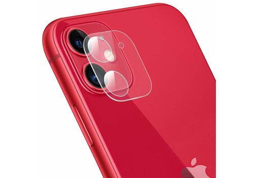 iPhone 11 Case Transparent Camera Protector