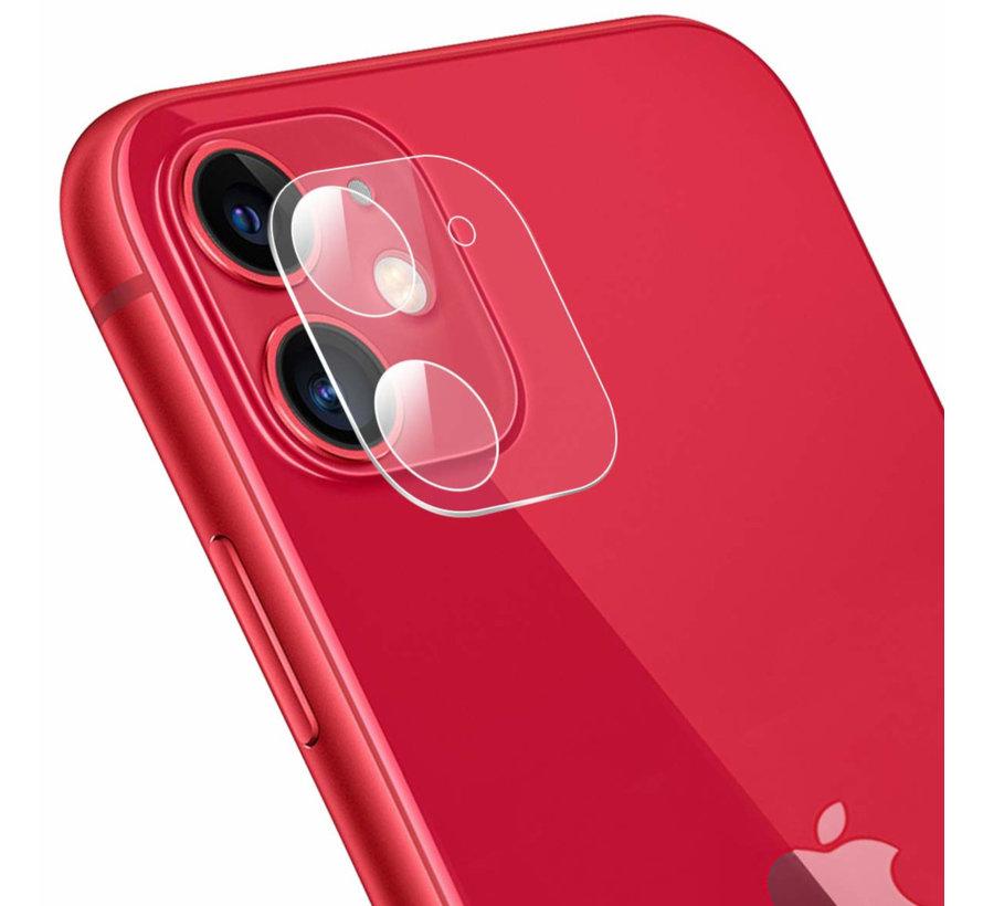 Camera Lens Protector Beschermer Apple iPhone 11 (6.1) Transparant