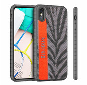 Colorfone iPhone Xs Max Case Grey - Sneaker