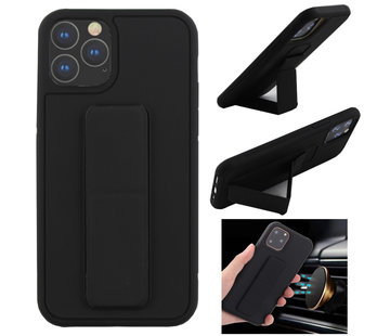Colorfone Grip iPhone 11 Pro Max (6.5) Zwart