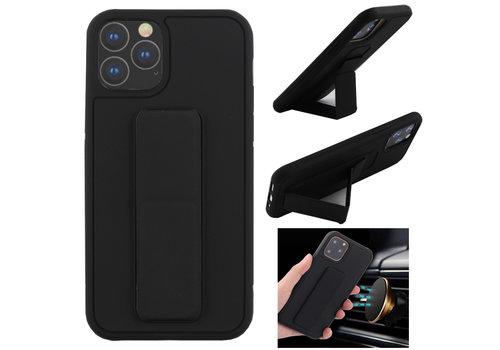 Grip iPhone 11 Pro Max (6.5) Zwart
