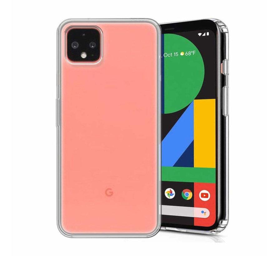 Google Pixel 4 XL Hoesje Transparant - CoolSkin3T