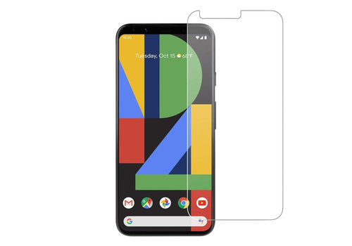 Google Pixel 4 XL Screenprotector Glas 9H