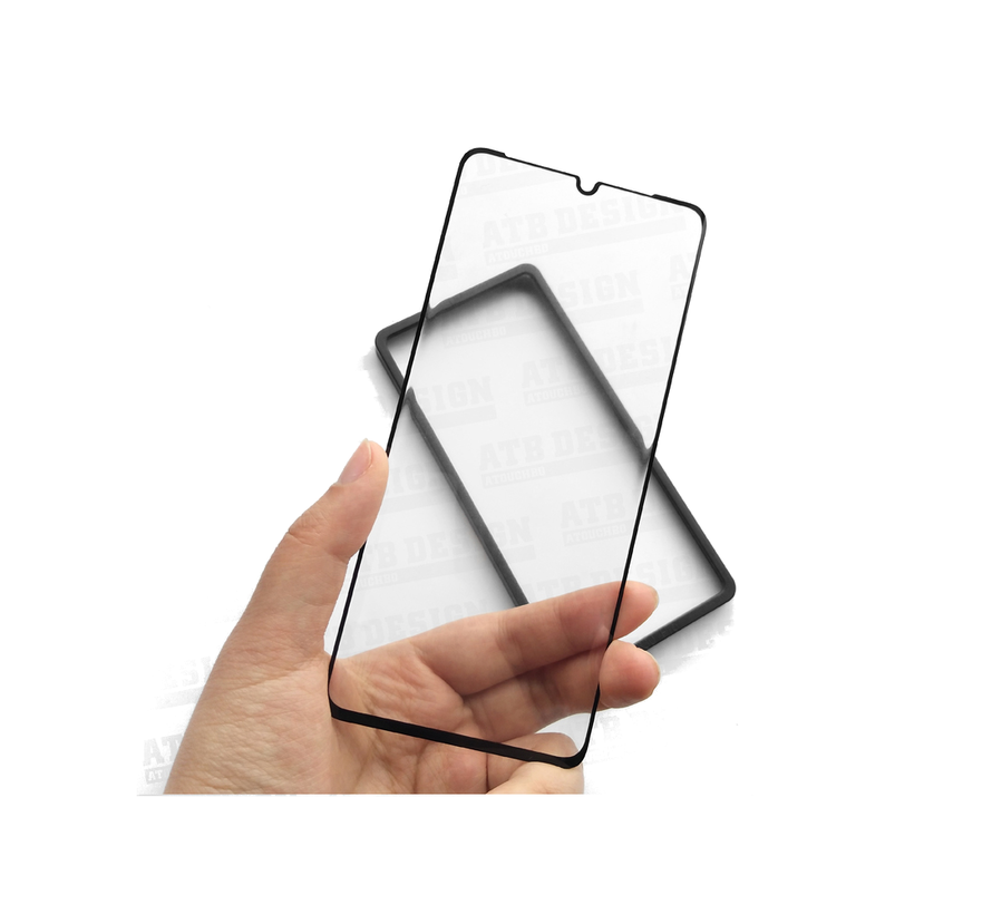 Samsung Note 10 Plus Screenprotector - Tempered Glass 9D