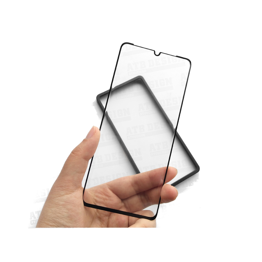 Samsung Note 10 Screenprotector - Tempered Glass 9D