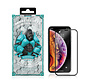 iPhone 11 Pro Max - Xs Max Screenprotector - Tempered Glass 100D