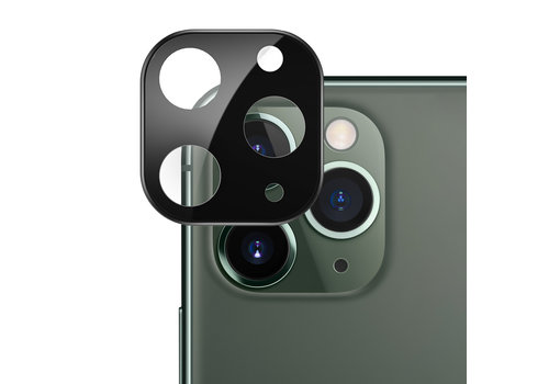 iPhone 11 Pro and 11 Pro Max Case Black Camera Protector - ATB