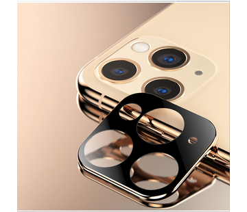 Atouchbo iPhone 11 Pro - 11 Pro Max - Lens Protector Goud ATB