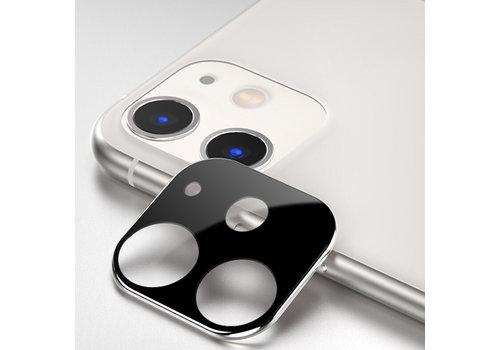 iPhone 11 Lens Protector Zilver ATB