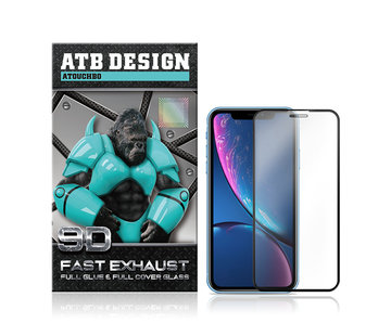 Atouchbo iPhone 11 - Xr Screenprotector Glas 9D