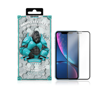 Atouchbo iPhone 11 - Xr Screenprotector Glas 100D