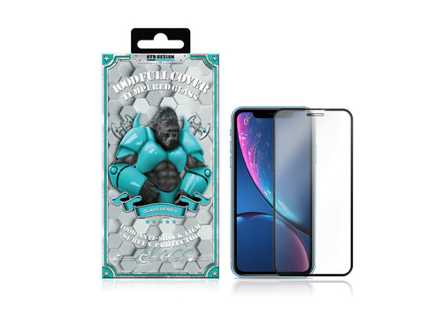 100D Tempered Glass iPhone 11/Xr