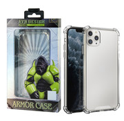 Atouchbo iPhone 11 Pro Case Transparent - Anti-Shock