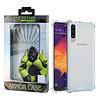 Atouchbo Samsung A40 Hoesje Transparant - Anti-Shock