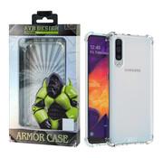 Atouchbo Samsung A40 Case Transparent - Anti-Shock