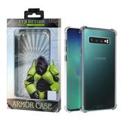 Atouchbo Samsung S10 Plus Case Transparent - Anti-Shock