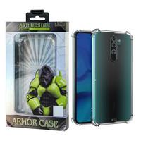 Rotmi Note 8 Pro Hulle Transparent - Anti-Shock