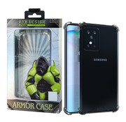 Atouchbo Samsung S20 Plus Hoesje Transparant - Anti-Shock