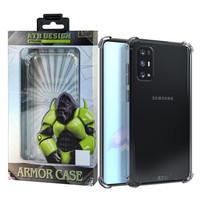 Samsung S20 Hulle transparent - Anti-Shock