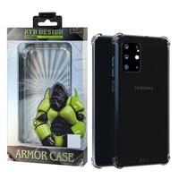 Anti Shock Case TPU+PC Samsung S20 Ultra Transparant