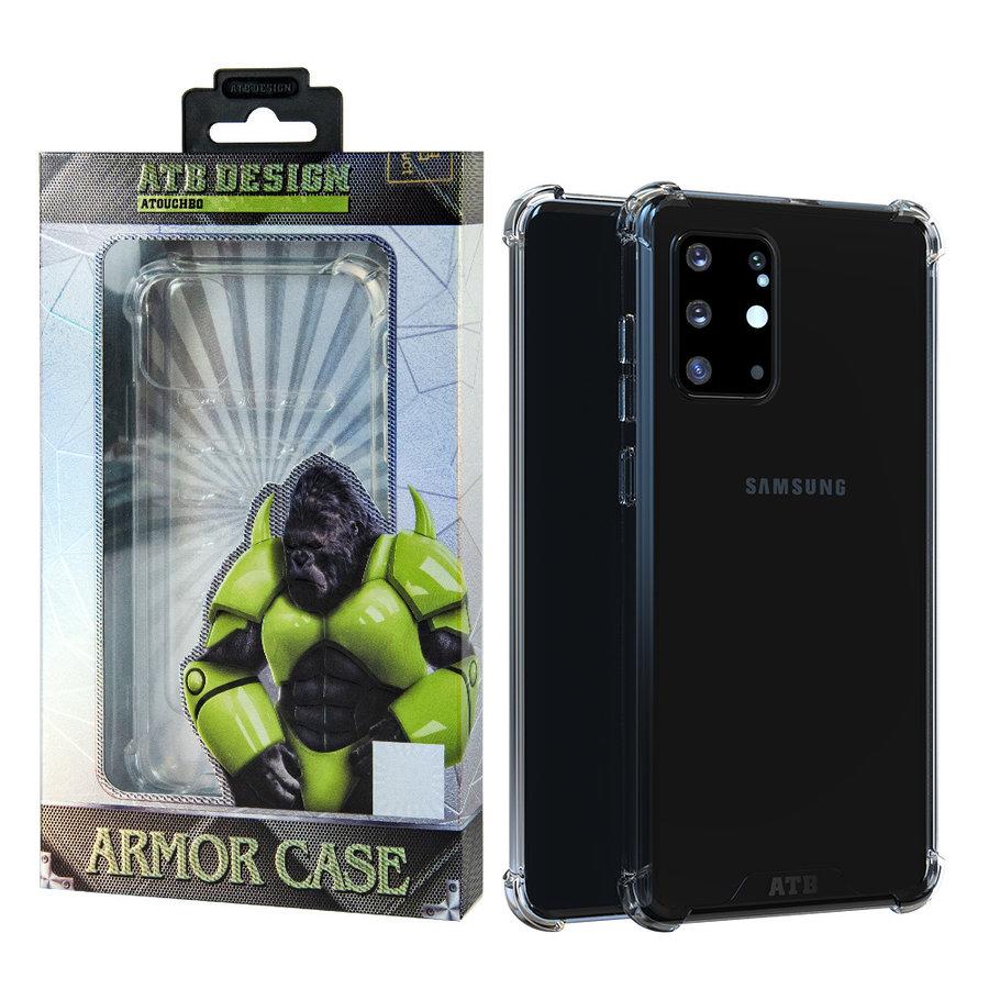 Samsung S20 Ultra Hoesje Transparant - Anti-Shock