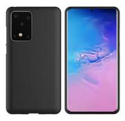 Colorfone Samsung S20 Plus Case Black - CS Slim