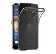 Colorfone Nokia 4.2 Hoesje Transparant - CoolSkin3T