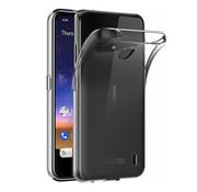 Colorfone Nokia 2.2 Hoesje Transparant - CoolSkin3T