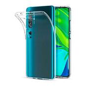 Colorfone Xiaomi Mi Note 10 - Note 10 Pro Case Transparent - CS3T