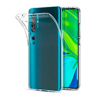 CoolSkin3T case for Xiaomi Mi Note 10 - Note 10 Pro Transparent White