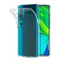 CoolSkin3T TPU Case für Xiaomi Mi Note 10 - Note 10 Pro Transparent Weiß