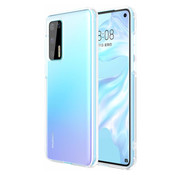 Colorfone Huawei P40 Lite Hoesje Transparant - CoolSkin3T