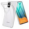 Colorfone Coolskin3T TPU Case für Samsung A71 Transparent Weiß