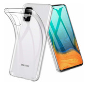 Colorfone Samsung A71 Hoesje Transparant - CoolSkin3T