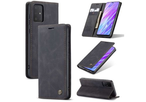 Retro Wallet Slim for S20 Black