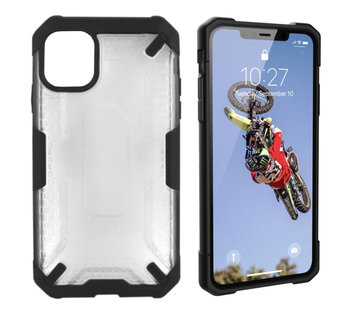 Colorfone iPhone 11  Hoesje Transparant - Shield