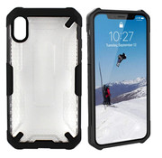 Colorfone iPhone X and Xs Case Transparent - Shield