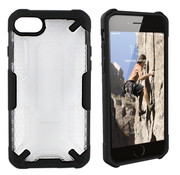 Colorfone iPhone 8 Plus and 7 Plus and 6 Plus Case Transparent - Shield
