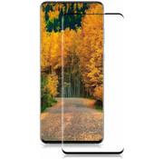 Colorfone Samsung S20 Ultra Screenprotector Black edge - Glas