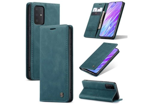 Retro Wallet Slim for S20 Blue