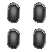 Baseus Glasses holder Car - Univeral hooks 4 pieces