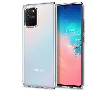 Colorfone Samsung S10 Lite Hoesje Transparant - CoolSkin3T